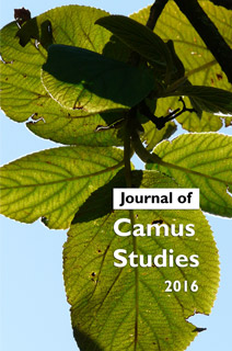 journal of Camus Studies