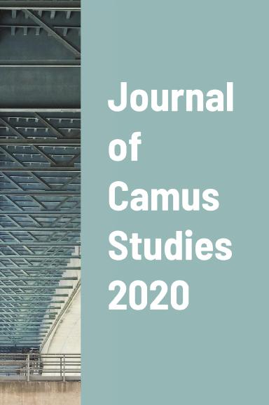 Latest Camus Studies