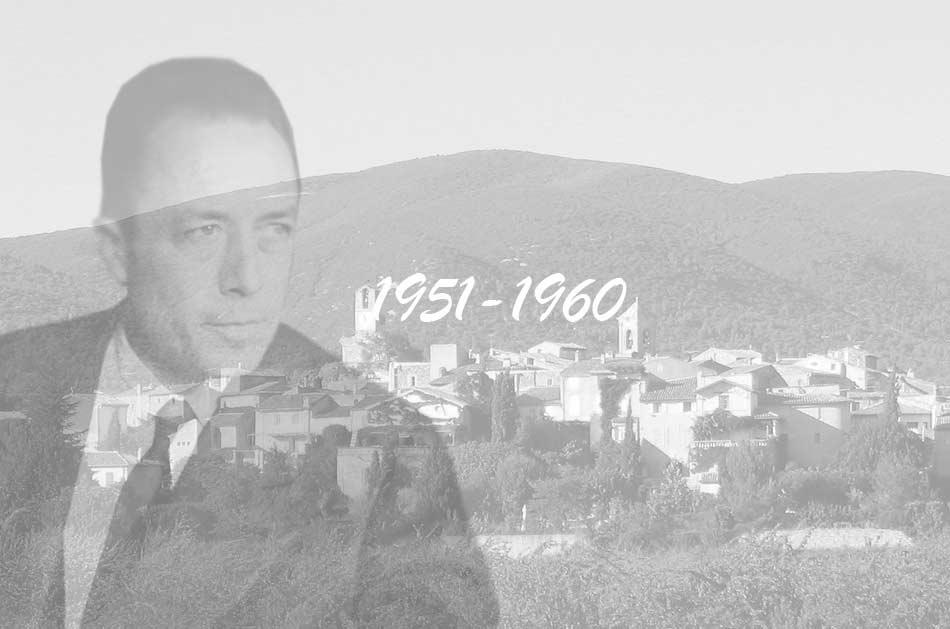 Camus biography